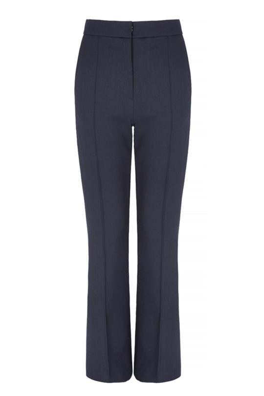 EC1_Bootcut_Trousers_Navy_FRONT
