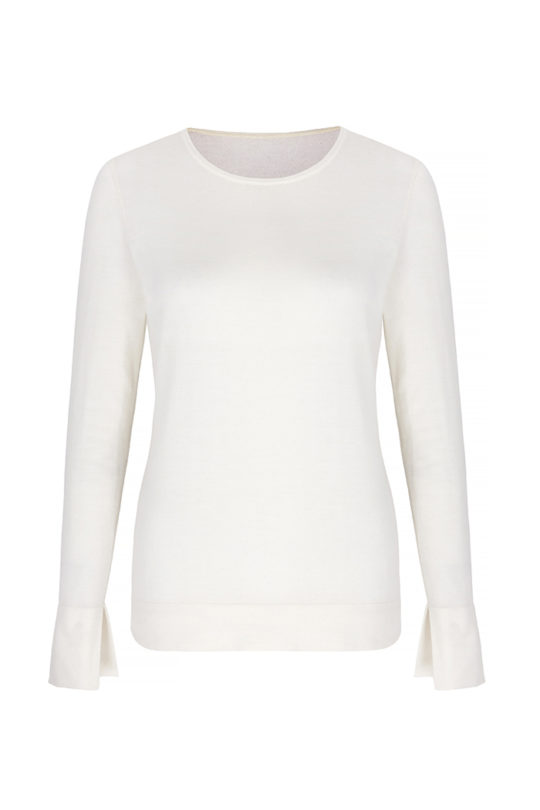 Iseo_Crew_Neck_Jumper_Ivory_FRONT