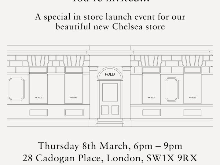 The Fold Chelsea Launch Event 2018