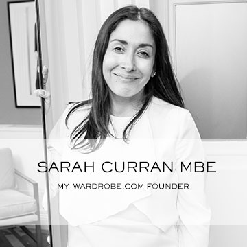 Fold Woman: Sarah Curran MBE