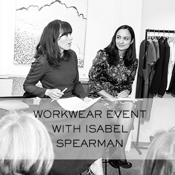 Workwear Matters with Isabel Spearman
