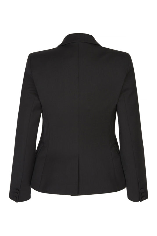Ec1 Tailored Jacket Black 3