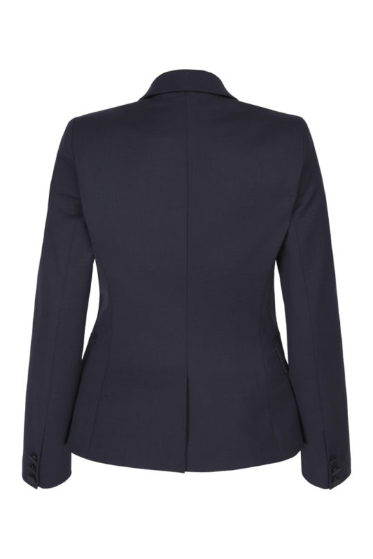 Ec1 Tailored Jacket Navy 3