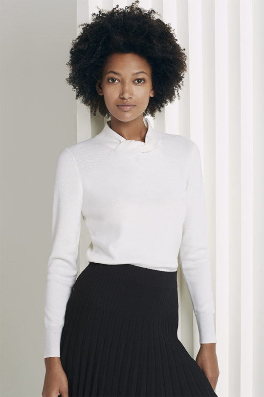 Kenwood_Jumper_Ivory_DK002_Alverston_Skirt_Blk_Rib_Knit_DS012_2884 copy