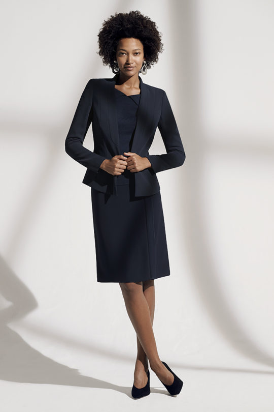 LeMarais_Tuxedo_Jacket_Navy_DJ019_Le_Marais_Pencil_Skirt_Navy_DS010_2003