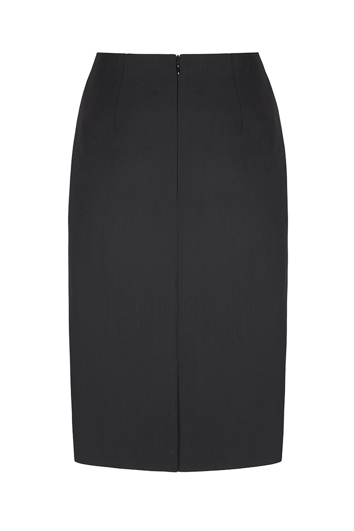 EC1 Pencil Skirt Black - NEW