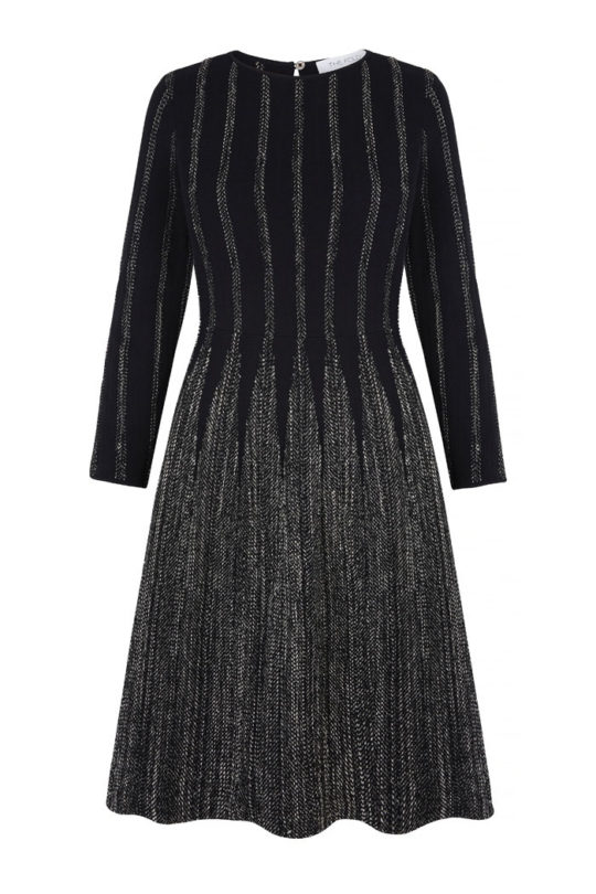 Rowington Dress Tweed Knit