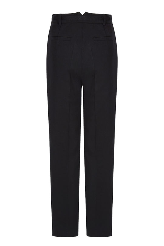 EC1 Tapered Trousers Black 3