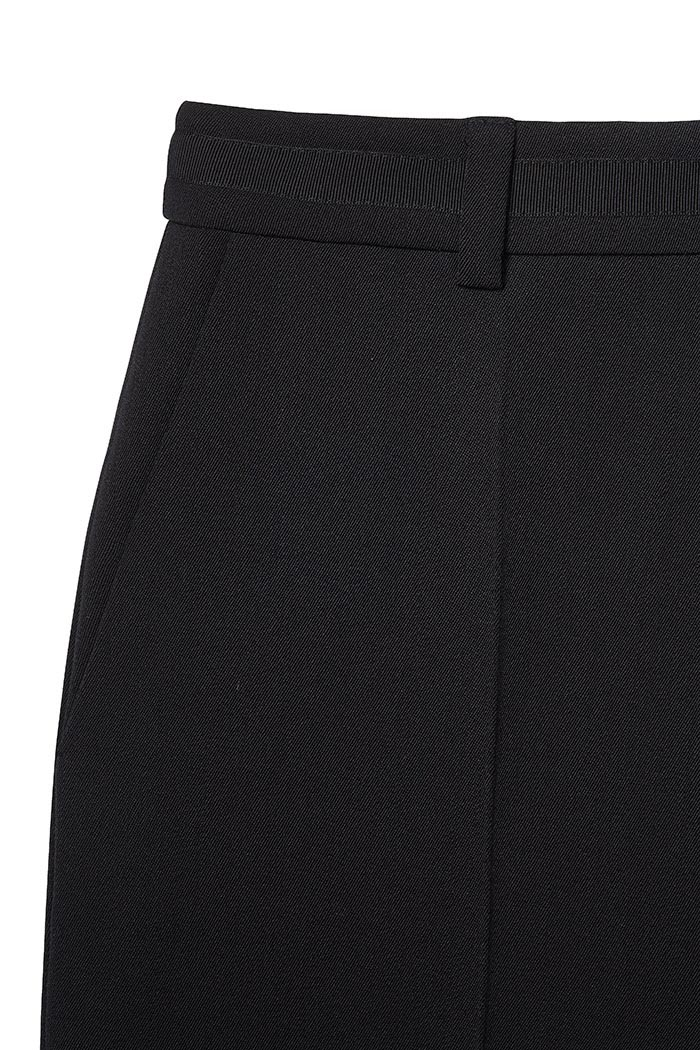EC1 Tapered Trousers Black
