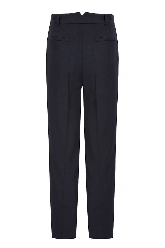 EC1 Tapered Trousers Navy