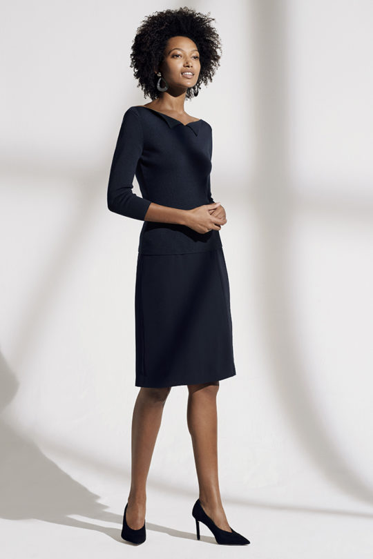 LeMarais_Tuxedo_Jacket_Navy_DJ019_Le_Marais_Pencil_Skirt_Navy_DS010_1973
