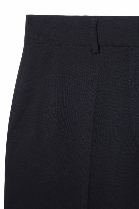 Le Marais Tailored Culottes Black (Bl) 4