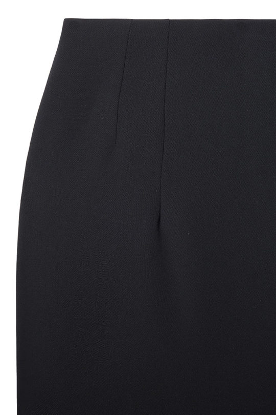 Le Marais Slim Fit Pencil Skirt Black 4