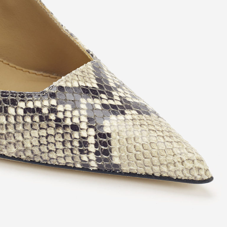 Milano 80 Snake-Embossed Leather 8