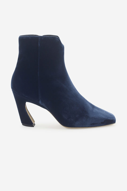 Roma 80 Midnight Blue Velvet 1