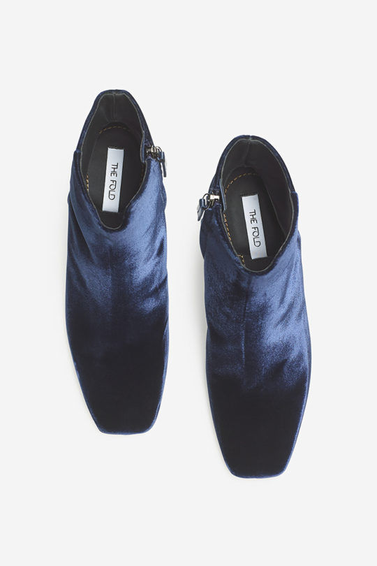 Roma 80 Midnight Blue Velvet 7