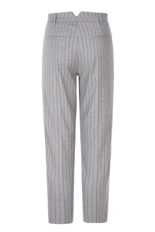 Collingham Trousers Grey Pinstripe 3