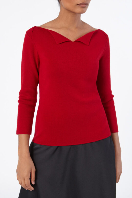 https://thefoldlondon.com/wp-content/uploads/2015/08/TheFold_Mariner_Knit_Red_Merino_DK049_Front_v2.jpg