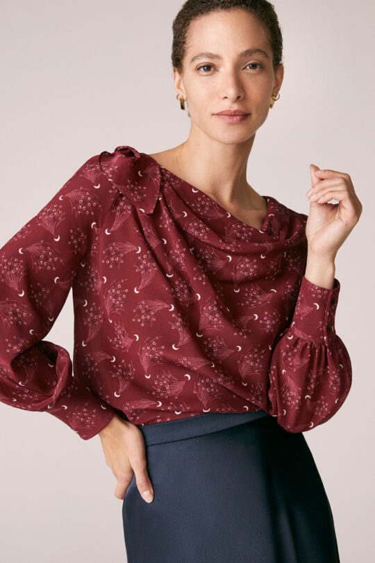 https://thefoldlondon.com/wp-content/uploads/2015/08/TheFold_Eglington_Blouse_Burgundy_Moon_And_Stars_Print_Silk_DB121_1_v2.jpg