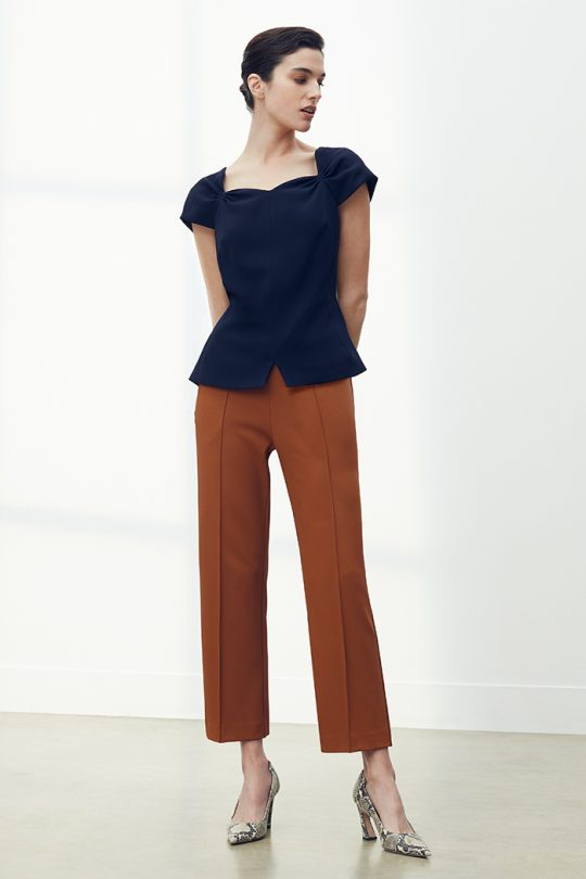 TheFold_Workout-Performance_4Way_Stretch_Twil_Slim_Leg_Trousers_Toffee_DT094_2105_3_v2